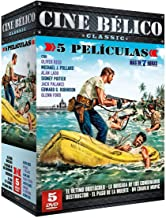 Cine Bélico Classic - 5 películas [DVD]