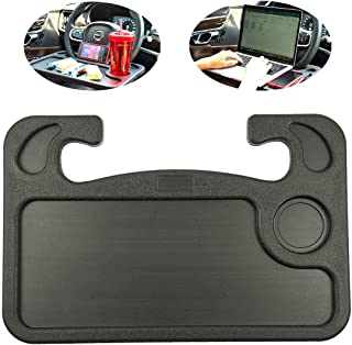 Steering Wheel Tray for Food,Car Table Kids Travel Tray,Car Desk Seat Trays for Eating,Cars Must Haves Interior Accessorie...