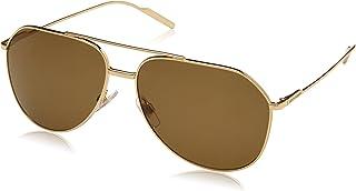 Dolce & Gabbana DG 2166 GOLD/BROWN 61/14/140 men Sunglasses