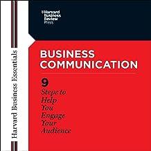 Business Communication: Harvard Business Essentials Series