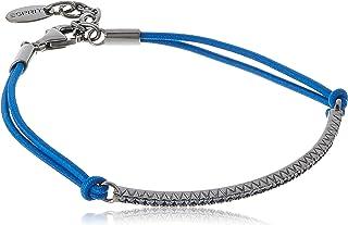 ESPRIT Women Cubic Zirconia Brilliance Expression Bracelets