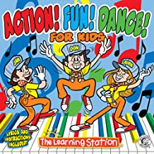 action fun dance cd