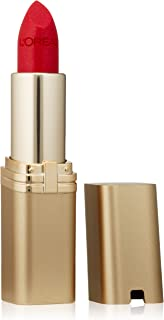 L'Oreal Paris Makeup Colour Riche Original Creamy, Hydrating Satin Lipstick, 317 Ruby Flame, 1 Count