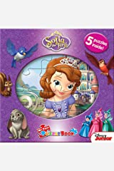 Disney Sofia the First My First Puzzle Book Board book