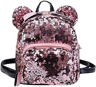 outlet 5bc0d bff8a Amazon.it: borsa con paillettes - Zainetti per bambini ...