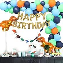 Dinosaur Party Supplies, Happy Birthday Balloons, Dinosaur Balloons, Dinosaur Birthday Party Supplies, Dinosaur Decorations, Balloon Arch, Dinosaur Birthday, Dinosaur Party Decorations, Dinosaur Party