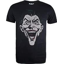DC Comics Joker Lines Camiseta para Hombre