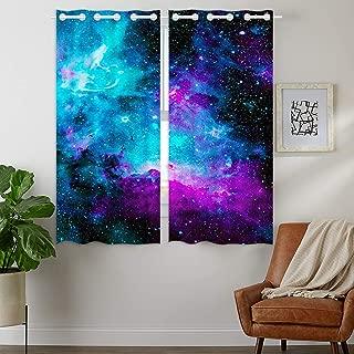 Best galaxy window curtains Reviews
