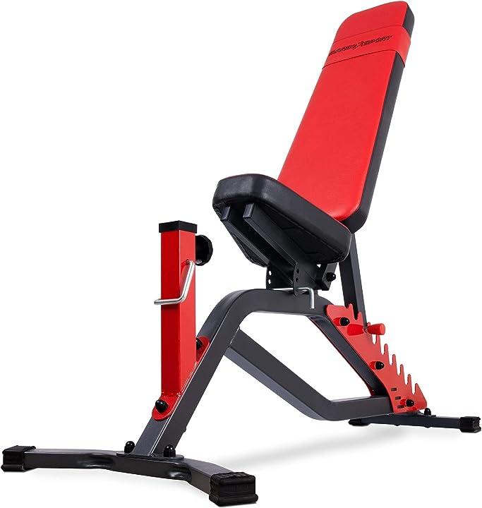 Panca per esercizi muscolari regolabile ms-l101 marbo sport - Panca Piana Manubri palestra gym fitness