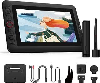 XP-PEN 液晶ペンタブレット 液タブ 11.6インチ 傾き検知 充電不要ペン同梱 8個ショットカットキー 初心者向け テレワーク オンライン授業 Aritst 12 Pro