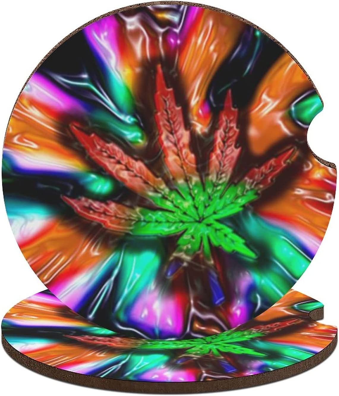 Max Surprise price 67% OFF Colorful Weed Cup Holders Universal Vehicle Coast Best Accessory