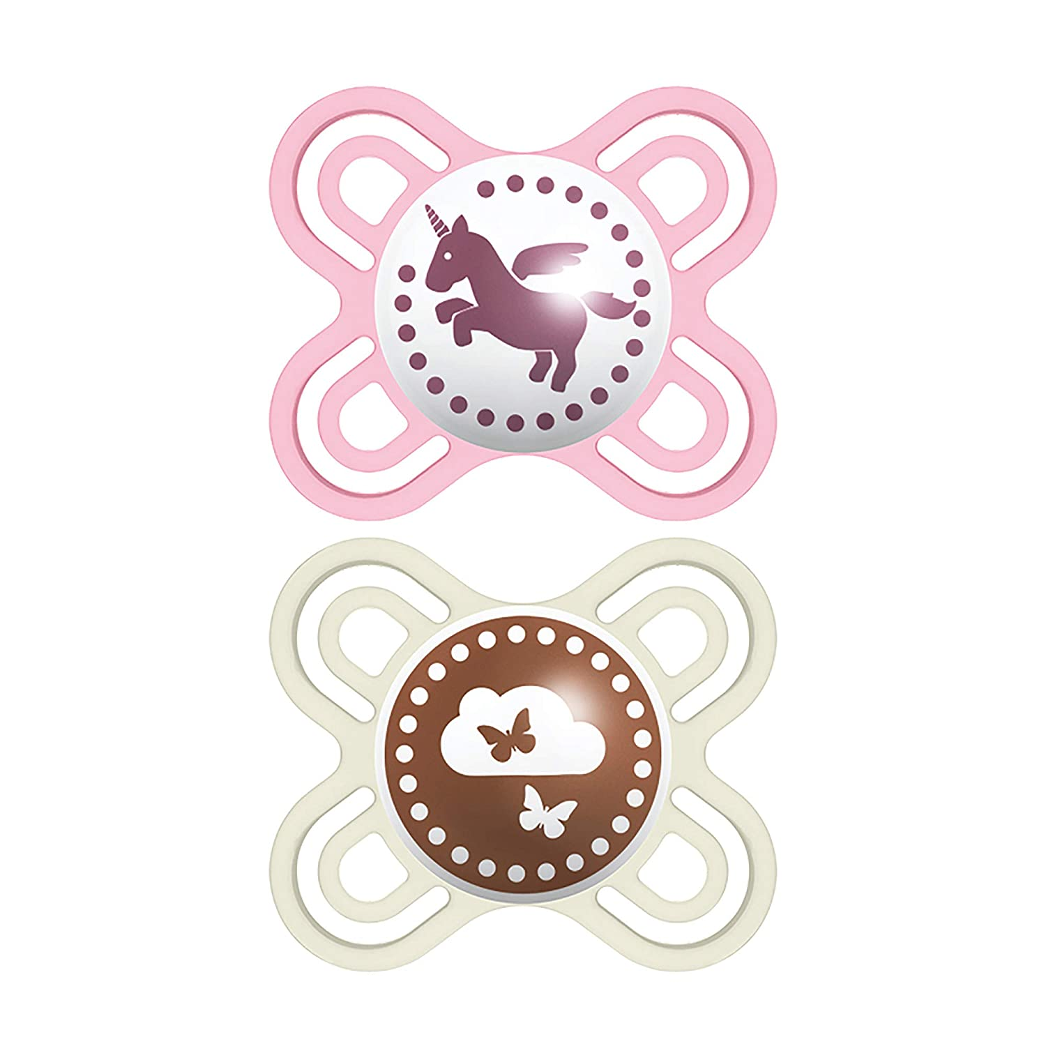 MAM Perfect Start Pacifiers Orthodontic St pack 2 1 Our free shipping shop most popular