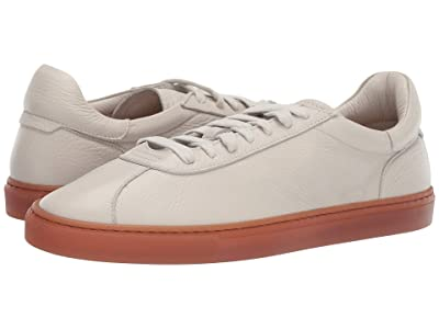 Aquatalia Scott (White Tumbled Calf) Men