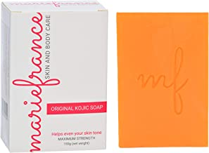 Pure Kojic Acid Soap (Maximum Strength) for Dark Spots & Hyperpigmentation, Helps..
