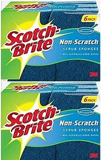 Best scotch-brite scrub sponge non-scratch Reviews