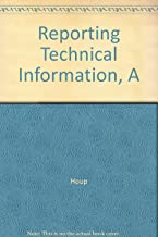 Reporting Technical Information, A