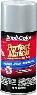Dupli-Color BHA0971-6 PK (EBHA09717-6 PK) Satin Silver Metallic Honda Perfect Match Automotive Paint - 8 oz. Aerosol, (Case of 6)