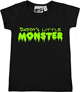 Daddy's Little Monster T-Shirt