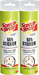 (2) Scotch-Brite Large Surface 8