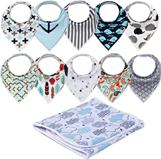 Best awesome baby bibs Reviews