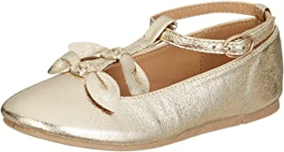 Mothercare Girl's Td066 Ballet Flats