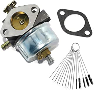 oxoxo Replace New carbure Tor for Tecumseh 632370 a 632370 632110 Fits GY-HM100 hmsk100 hmsk90 Carb & Carbon Dirt Jet Clea...