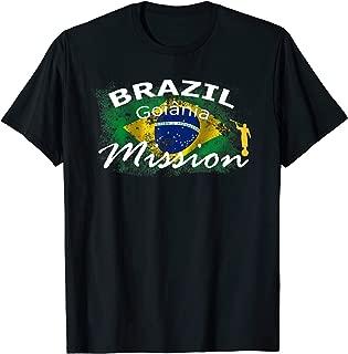 Brazil Goiania Mormon LDS Mission Missionary Gift