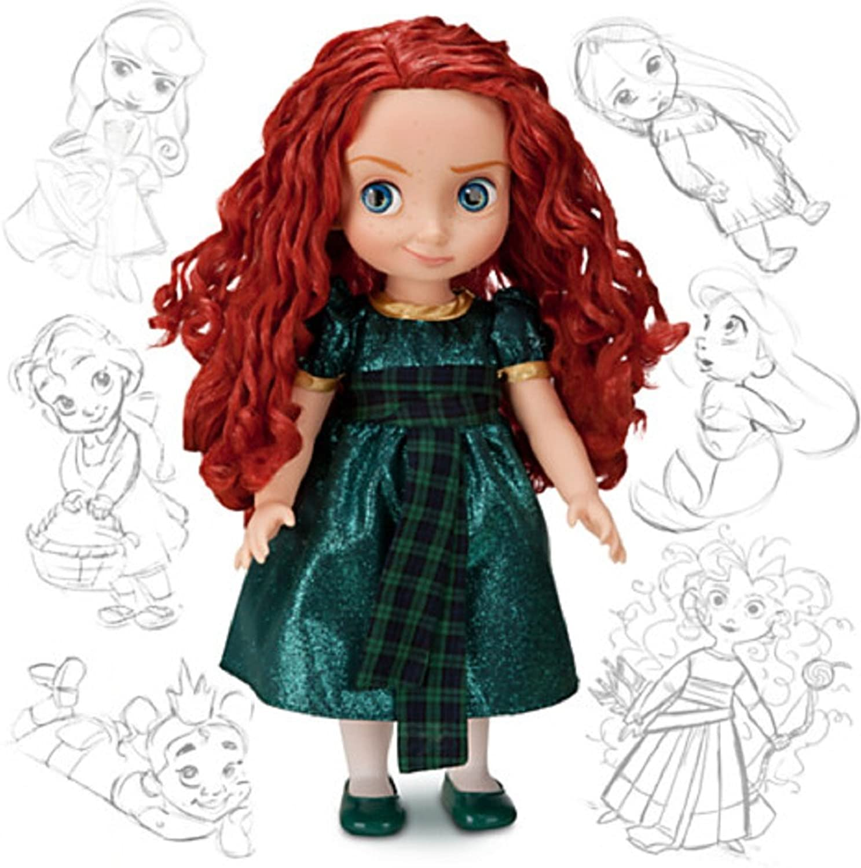 Disney  Pixar Animators' Collection Merida Doll - 16''