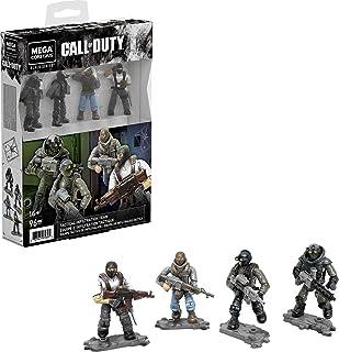 Mega Construx Call of Duty Tactical Infiltration Team, Multi (GYF91)