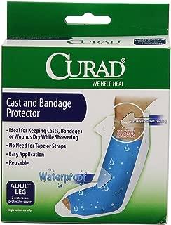 Curad Cast Protector Adult Leg, 2 Count