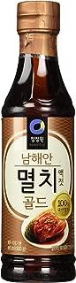 Best anchovy sauce korean Reviews