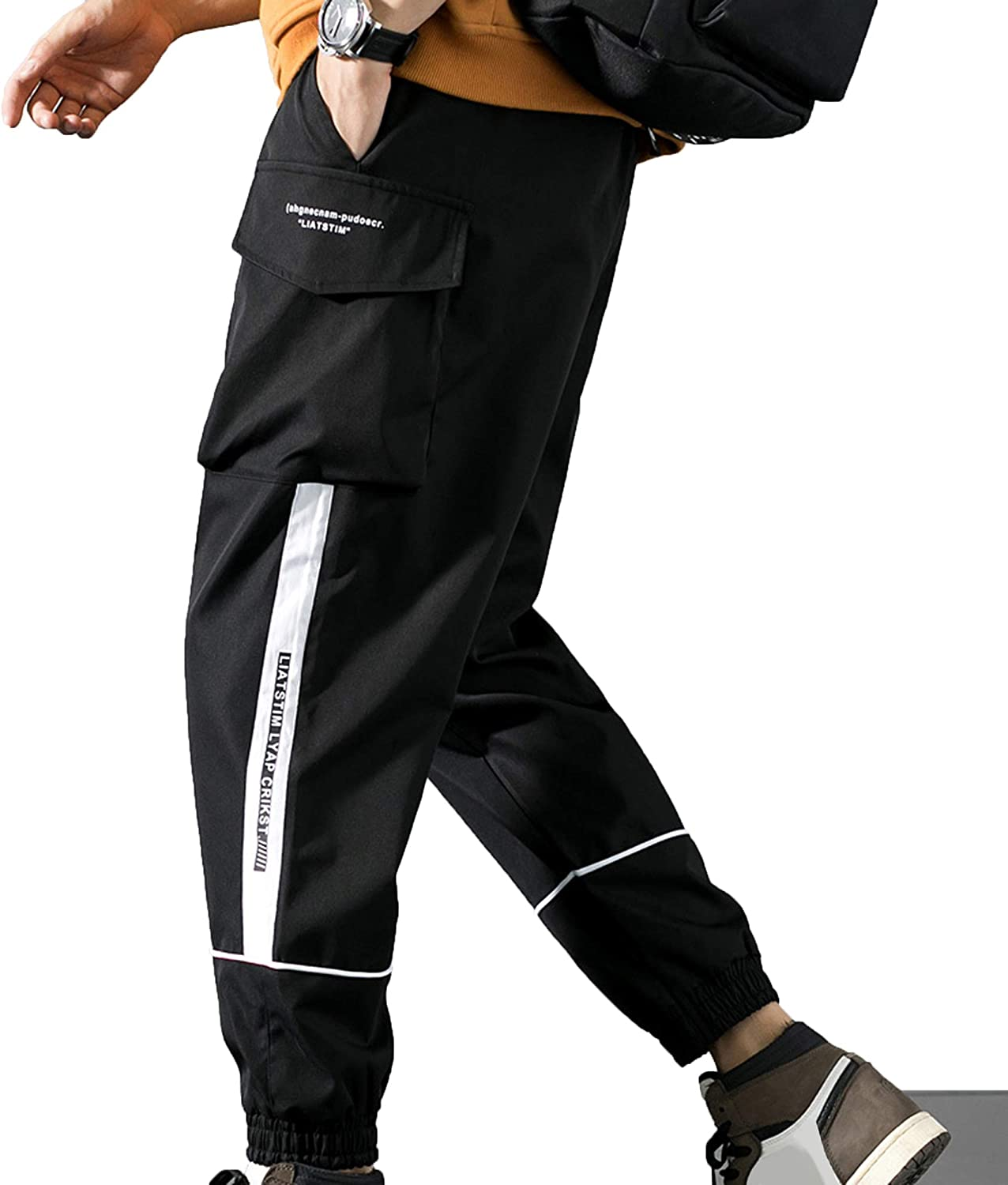 XYXIONGMAO Sports Casual El Paso Colorado Springs Mall Mall Loose Overalls Joggers Carg Harem Men's