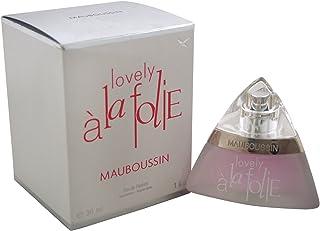 Mauboussin Lovely A La Folie Eau de Parfum Spray 1 Ounce