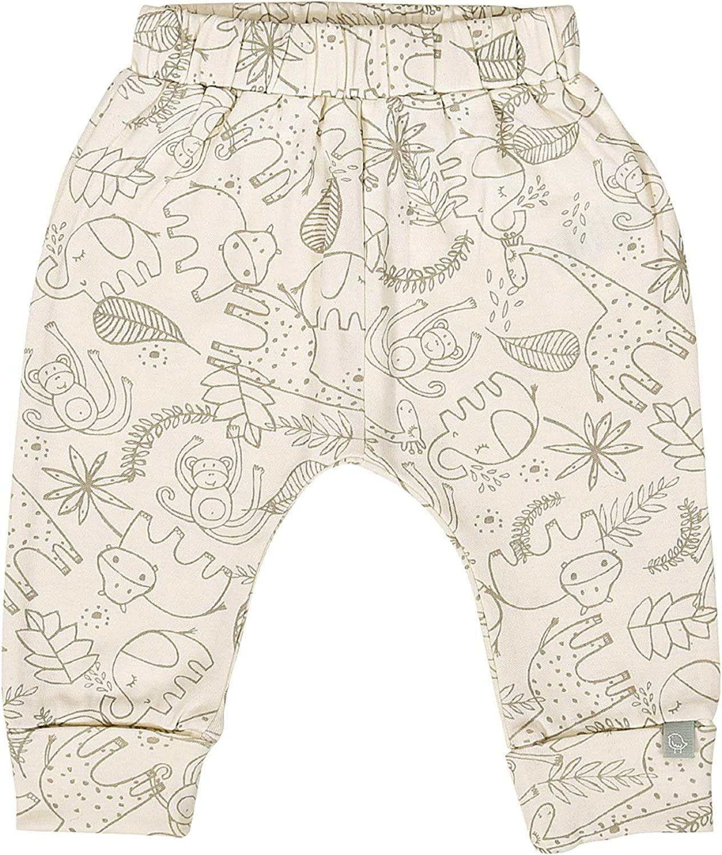 Finn + Emma Jungle Baby Cuffed Pants