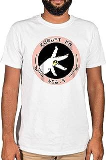 Kurupt Fm Throw up Your K's Limited Edition T-Shirt 108.9 Chabuddy G Black,Medium,White