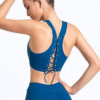 Sleeveless Yoga Stretch Sexy Vest Sport Singlet Women Athletic Fitness Sport Tank Tops Gym Running Training Yoga Shirts T-...