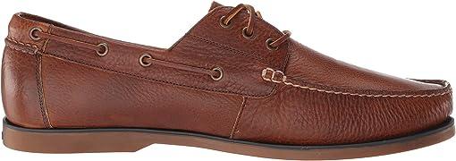 Tan Oiled Tumbled Leather