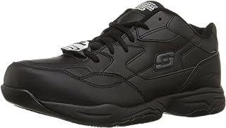 for Work Men's Felton Slip Resistant Relaxed-Fit Work Shoe