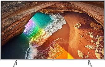 Samsung Q64R 163 cm Silver (65 Zoll) 4K QLED Fernseher QE65Q64R (Q HDR, Ultra HD, HDR, Twin Tuner, Smart TV) [Energieklasse A+] …