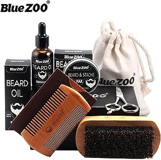 blue zoo beard oil