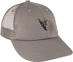 Snapback Baseball Cap Cotton Mesh Hat Snaps