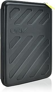 Unik Case Black Gauntlet Amor EVA Hard Shell Universal Sleeve Zipper Case Bag for All 13