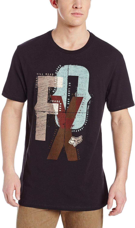 Fox Mens Scrambler Short Sleeve Premium T-Shirt