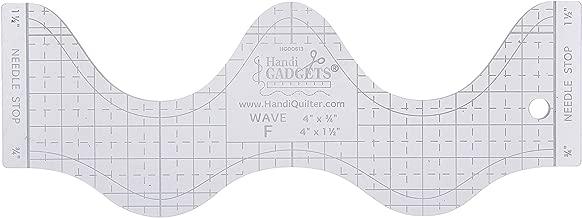 ruler base for longarm