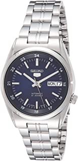 Seiko Analog Men Silver Watch - SNK563J1