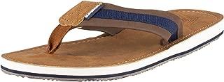 Superdry Men's Cove 2.0 Flip Flops, Brown