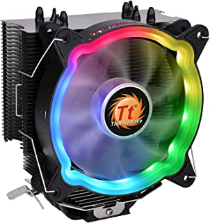 Thermaltake CL-P065-AL12SW-A UX200 5V Motherboard ARGB Sync 16.8 Million Colors 15 Addressable LED Intel/AMD Universal Soc...
