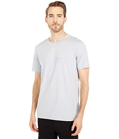PUMA MAPM Logo Tee (Mercedes Team Silver) Men