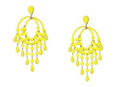 8 Other Reasons Tulum Dusters Earrings (Yellow) Earring