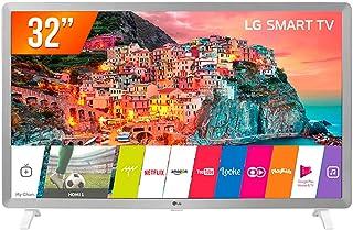 "Smart TV LED 32"" Full HD HDR Ativo Upscaler HD webOS 4.0 Virtual Surround Plus, LG, 32LK610BPSA, Branco"